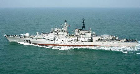 中国目前最先进的导弹驱逐舰是哪艘